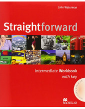 Straightforward Intermediate: Workbook with Key Pack
