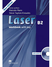 Laser 3rd Edition B2 WB + Key + CD