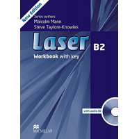 Laser 3rd Edition B2 WB + Key + CD