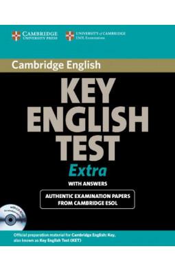 Cambridge Key English Test Extra