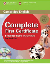 Complete First Certificate: Student's Book with Answers