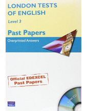 London Tests of English Level 3 with Overprinted Answers