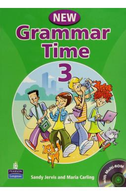 New Grammar Time 3