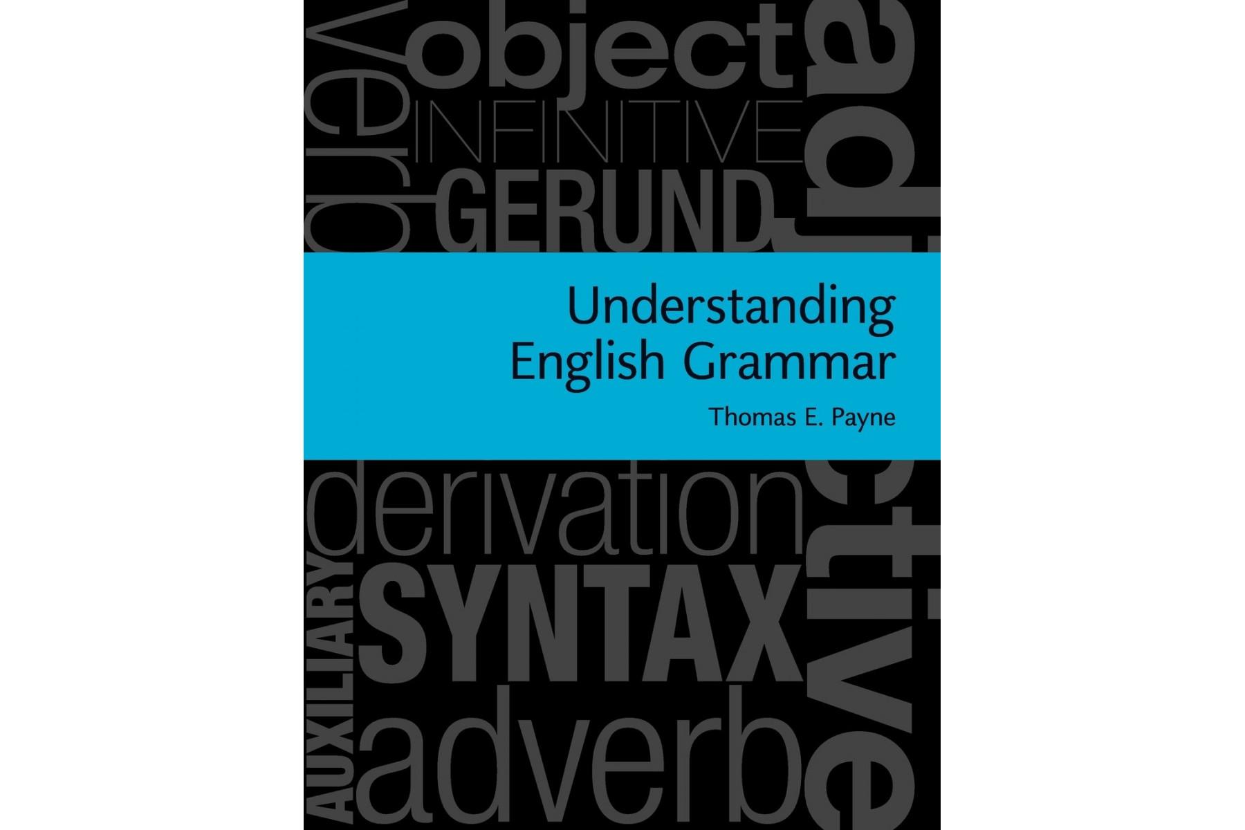 Understanding English Grammar: A Linguistic Introduction