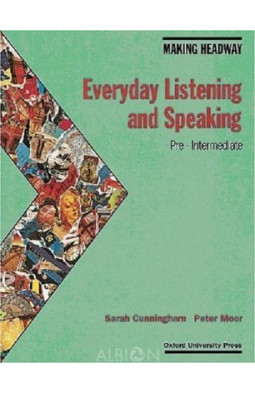 Making Headway: Everyday Listening and Speaking: Pre-intermediate