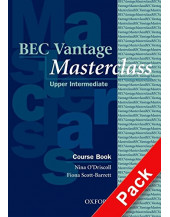 BEC Vantage Masterclass: Workbook and Audio CD Pack (with Key)