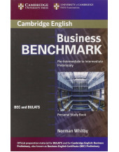 Business Benchmark Pre-Intermediate to Intermediate Study Book