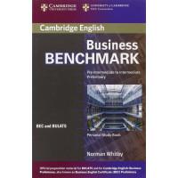 Business Benchmark Pre-Intermediate to Intermediate Study Book