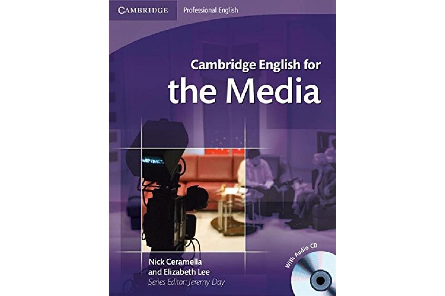 Cambridge English for the Media