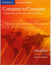 Company to Company Student's Book (Cambridge Professional English)