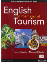 English for International Tourism: Pre -Intermediate Coursebook