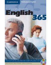 English365 1 Personal Study Book with Audio CD: For Work and Life
