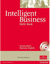 Intelligent Business Intermediate Skills Book and CD-ROM pack