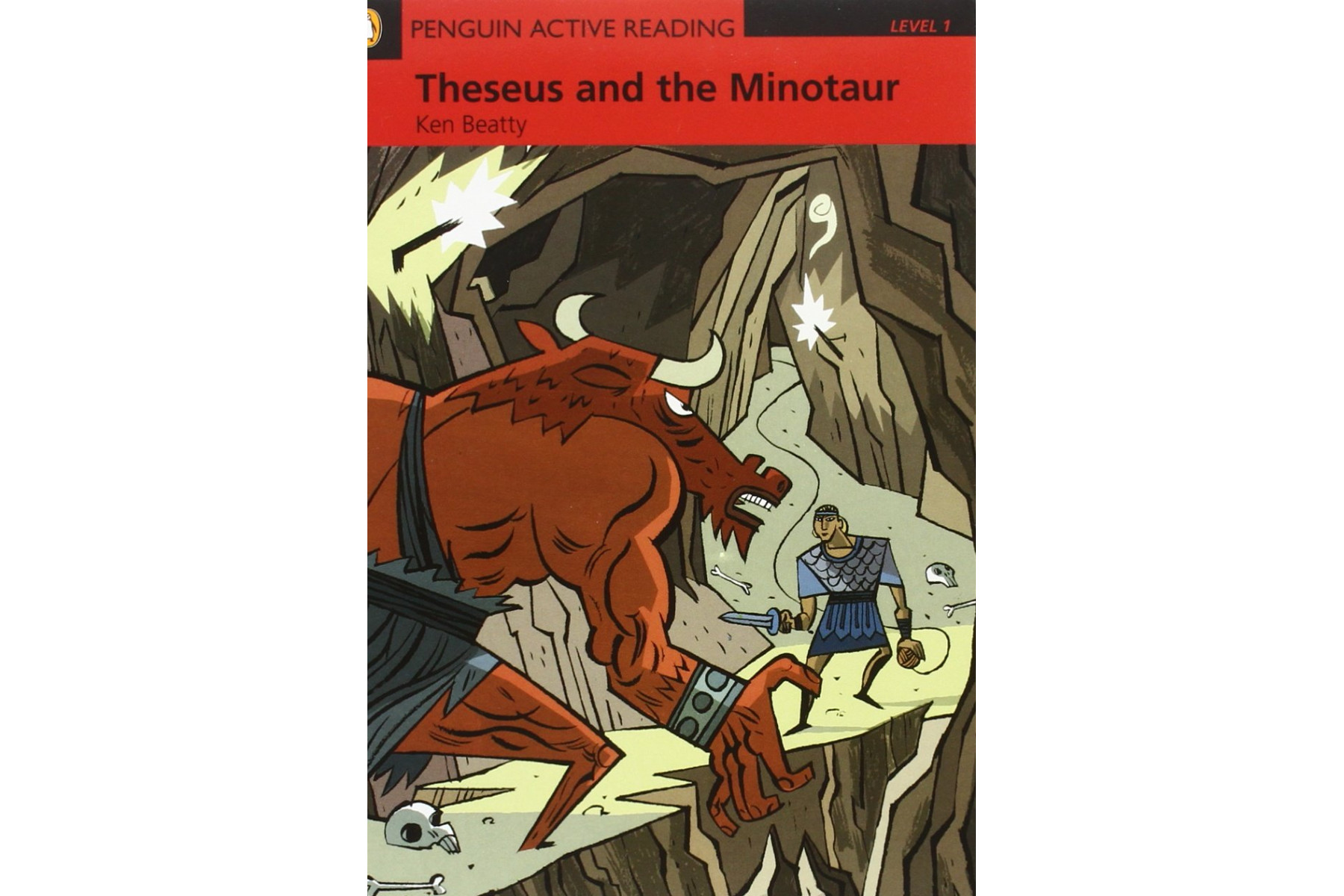 PAR 1: Theseus and the Minotaur Book and CD-ROM Pack