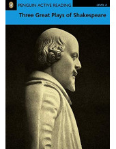 PAR 4: Three Great Plays of Shakespeare Book and CD-ROM Pack