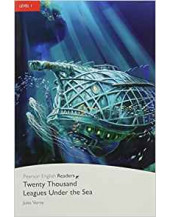 PR 1: 20,000 Leagues Under the Sea : Readers  with Audio CD Pack
