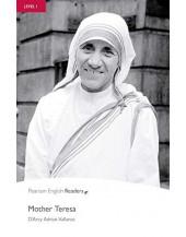 PR 1: Mother Teresa : Readers  with Audio CD Pack