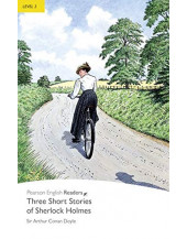 PR 2: 3 Short Stories of Sherlock Holmes Book and  MP3 Pack