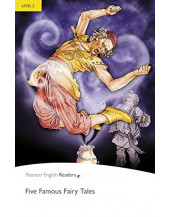 PR 2: Five Famous Fairy Tales Book and  MP3 Pack