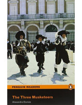 PR 2: The Three Musketeers Book with CD Pack