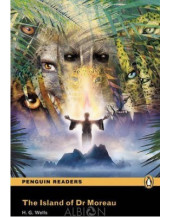 PR 3: Island of Dr. Moreau  Book and MP3 Pack