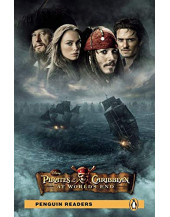 PR 3: Pirates of the Caribbean World's End Book and MP3 Pack