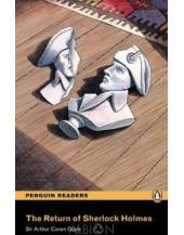PR 3: Return of Sherlock Holmes Book and MP3 Pack