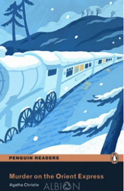 PR 4: Murder on the Orient Express  Book and MP3 Pack