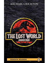 PR 4: The Lost World: Jurassic Park Book and MP3 Pack