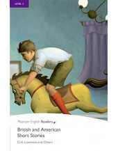 PR 5: British and American Short Stories Book and MP3 Pack