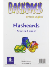 Backpack Level Starter - 2: Flashcards