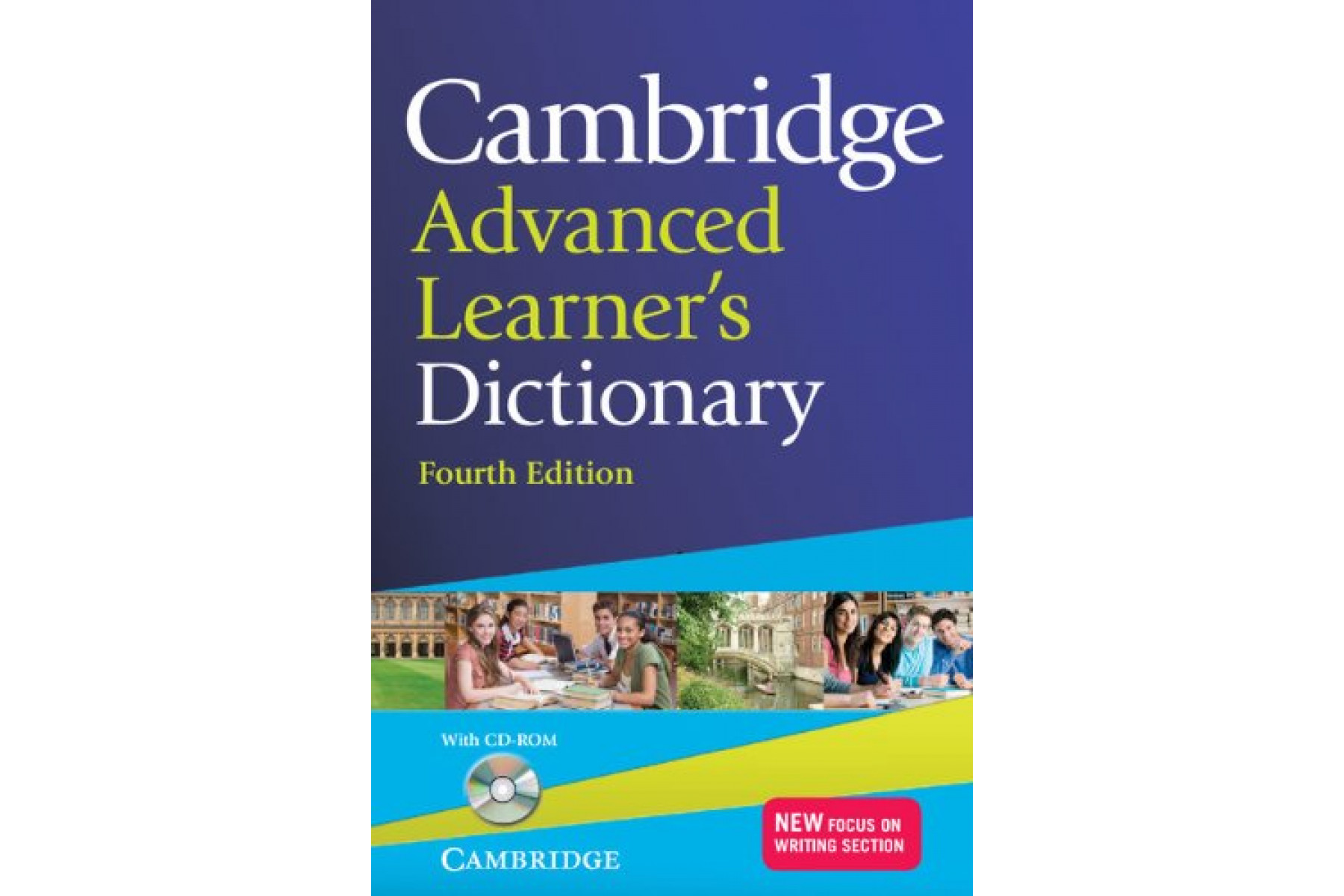 Cambridge Advanced Learner's Dictionary with CD-ROM