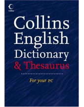 Collins English Dictionary and Thesaurus on CD-Rom