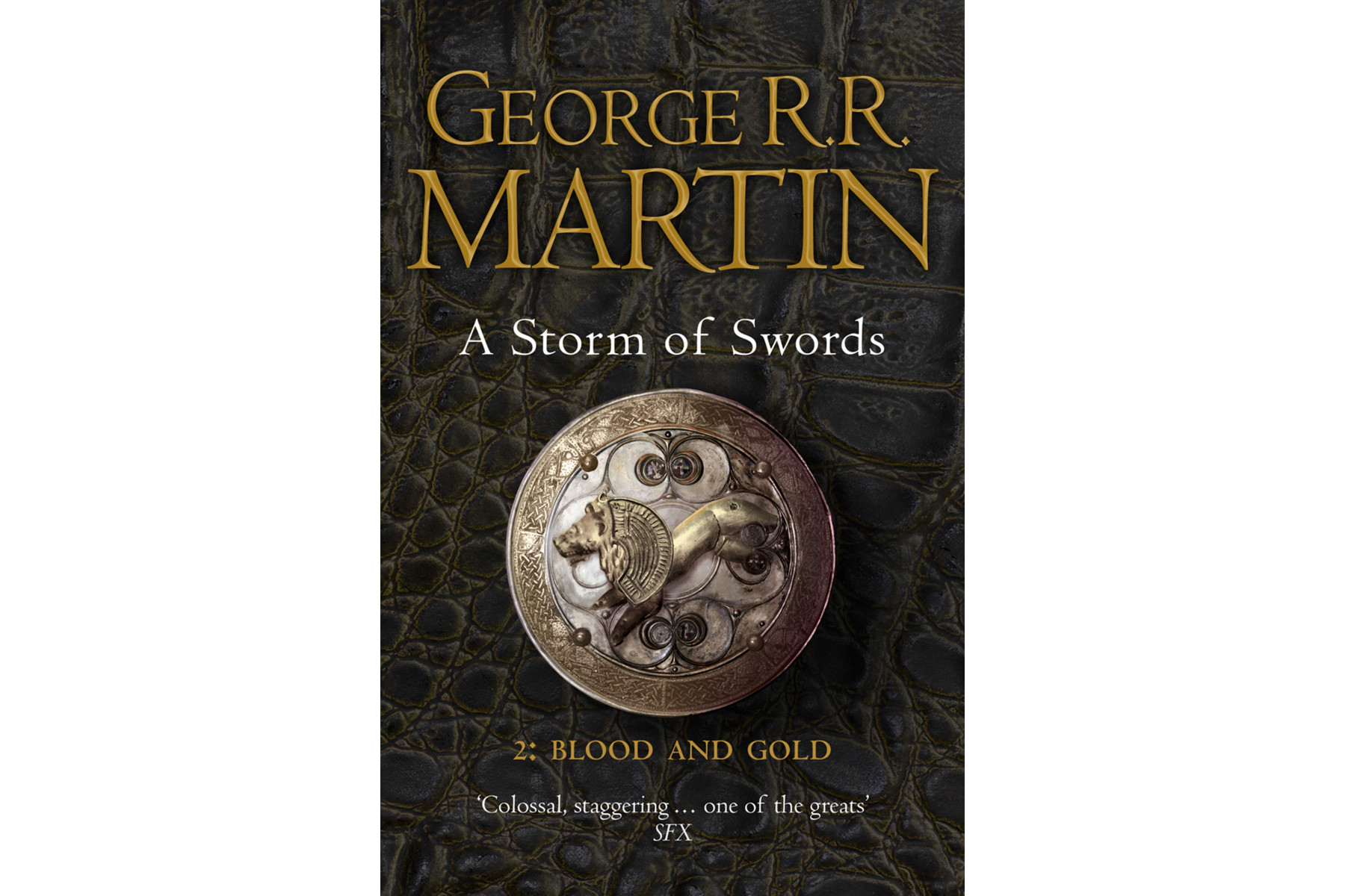 A Song of Ice and Fire (3) - A Storm of Swords: Part 2 Blood and Gold
