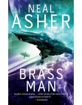 Brass Man (Agent Cormac 3)