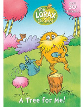 The Lorax Sticker Activity Book (Dr Seuss)