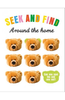 Around the Home (Seek and Find)