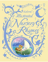 Illustrated Book of Nursery Rhymes