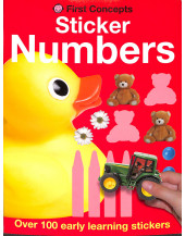 Numbers (First Concepts Sticker)