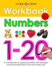 Numbers 1-20 [Wipe Clean Workbooks]