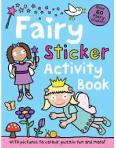 Fairy Sticker Activity Book (Preschool Sticker Activity Books)