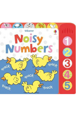 Noisy Numbers (Noisy Books)