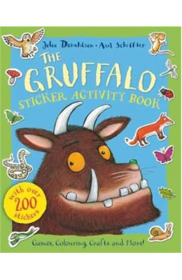 The Gruffalo Sticker Activity Book