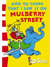 And To Think That I Saw It On Mulberry Street: Green Back Book