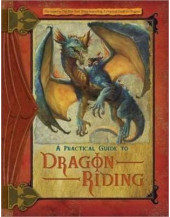 A Practical Guide to Dragon Riding (Dragonlance: the New Adventure)