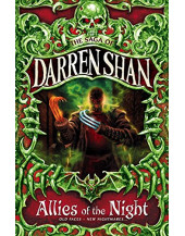 Allies of the Night: The Saga of Darren Shan Book 8