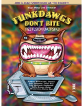 Funkdawgs - Jazz Fusion Unleashed: Drum Play Along