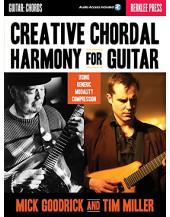 Mick Goodrick/Tim Miller: Creative Chordal Harmony For Guitar