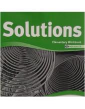 Solutions 2nd Edition Elementary: Workbook & Audio CD Pack Ukrainian Ed.