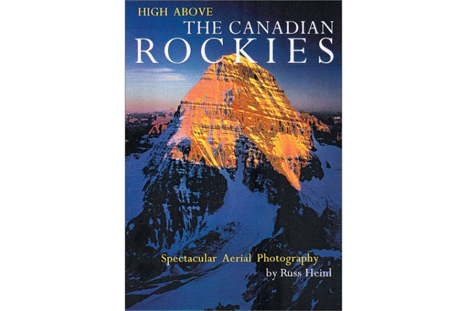 High Above the Canadian Rockies: Spectacular Aerial Photography